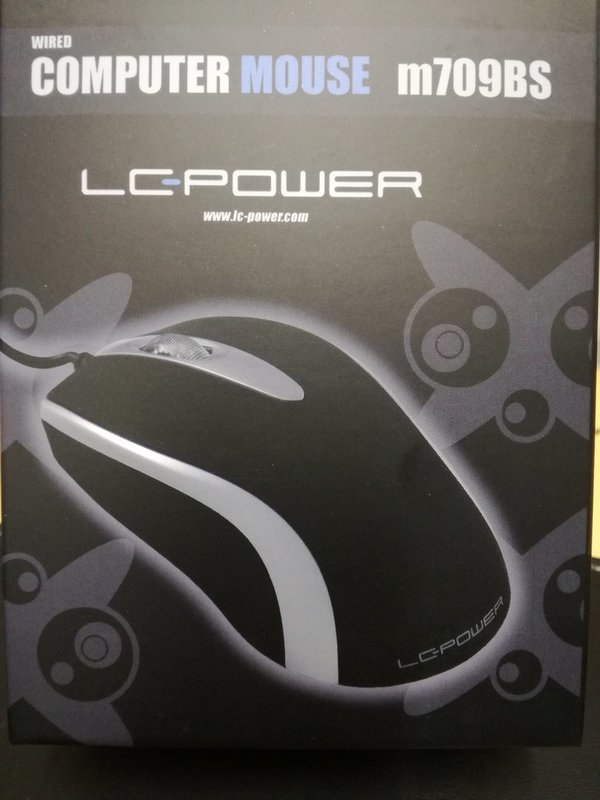 LC-Power Maus m709BS